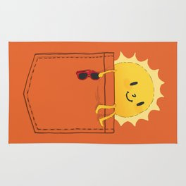 Pocketful of sunshine Rug