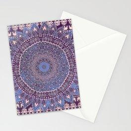 BOHO MANDALIKA Stationery Cards