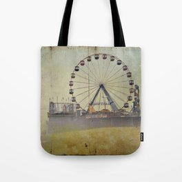 Seaside Heights New Jersey Tote Bag