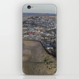 Perranporth Beach iPhone Skin