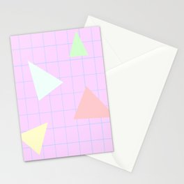 80s Neon 1 Stationery Cards
