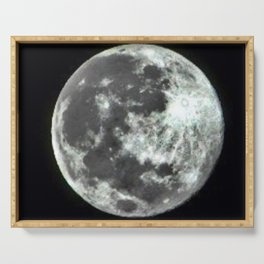 Moon Serving Tray