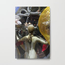 Voodoo Queen Metal Print