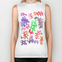 170321 Spring Watercolour 12 Biker Tank