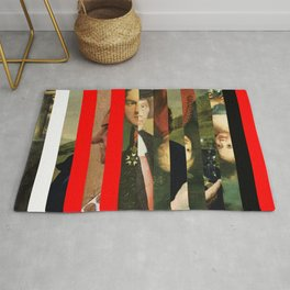 stars and stripes 200 Rug