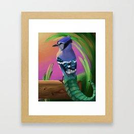 Hybird Framed Art Print