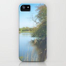 Mass Audubon, Marshfield, Massachusetts iPhone Case