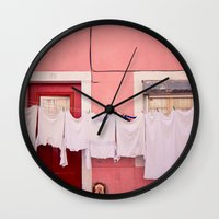 number Wall Clocks featuring number 75 by Hello Twiggs