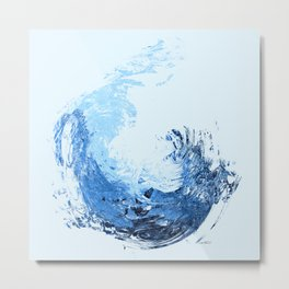 - La Nouvelle Vague - Metal Print