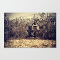 Home Sweet Home  Canvas Print