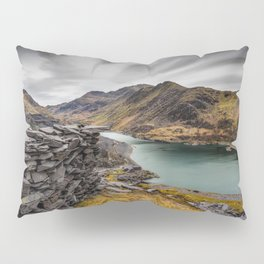 Snowdon Moutain Range Pillow Sham