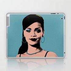 Rihanna Pop Art Laptop & iPad Skin