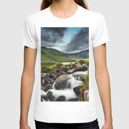Tryfan and Ogwen Lake T-shirt