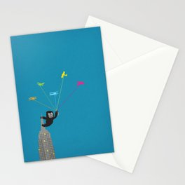 Baby Kong  Stationery Cards