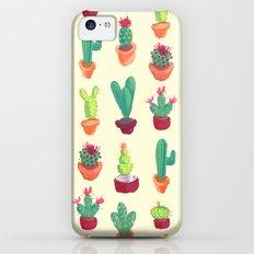 Cacti Pattern iPhone 5c Slim Case