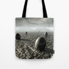 Eggs of An Alien World Tote Bag