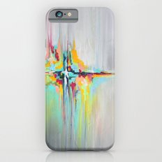 Your Wildest Dream - Textured Abstract Art iPhone 6s Slim Case