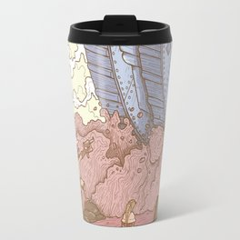 The Trench Red Travel Mug