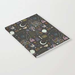 Haunted Attic Notebook