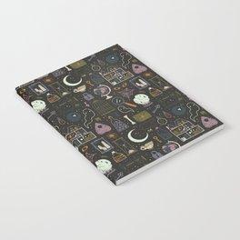 Haunted Attic Notebook