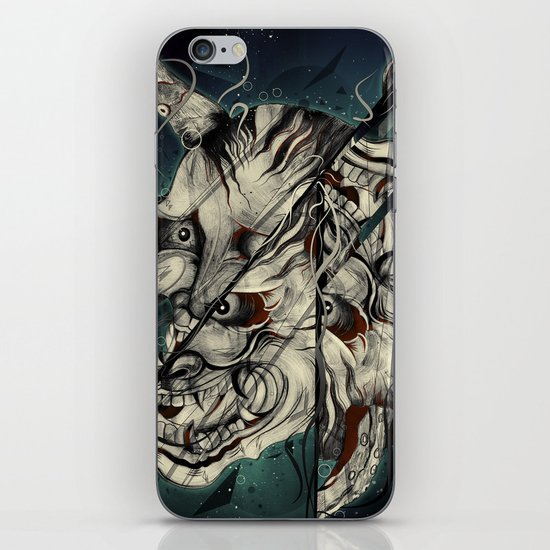 The Hanyas iPhone & iPod Skin