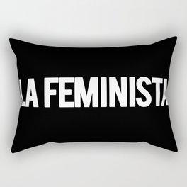 LA FEMINISTA Rectangular Pillow