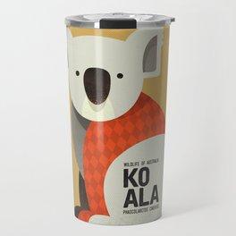 Hello Koala Travel Mug