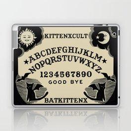 BatxCat Ouija Board Laptop & iPad Skin