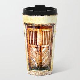 Romance of New Mexico Travel Mug