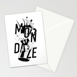 Mondaze Stationery Cards