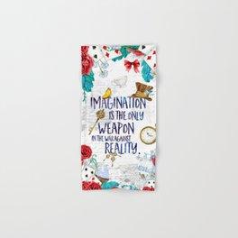 Alice in Wonderland - Imagination Hand & Bath Towel