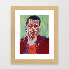 Tyler Framed Art Print