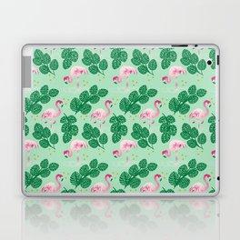 Flamingo Friends Laptop & iPad Skin