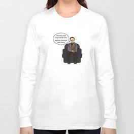 Soft Kitty by Schrödinger Long Sleeve T-shirt