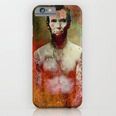 Abraham Tatoo iPhone 6s Slim Case