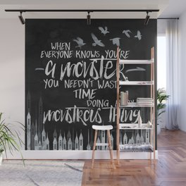 Six of Crows - Monster Wall Mural