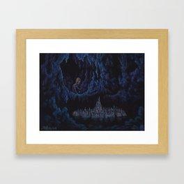 The Lost Kingdom Framed Art Print