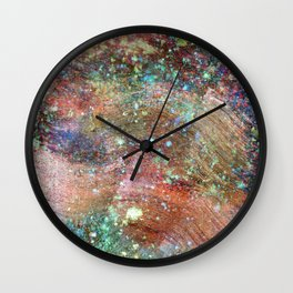 Magic Sunset Wall Clock
