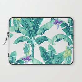 Banana leaf bloom Laptop Sleeve