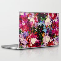 valentina Laptop & iPad Skins featuring Valentina by Glanoramay
