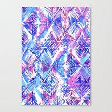 ikat #5c Canvas Print