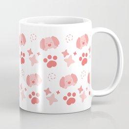 Potato Puppy, Playful Pattern Coffee Mug