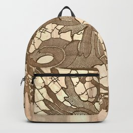 Lace Angel Backpack