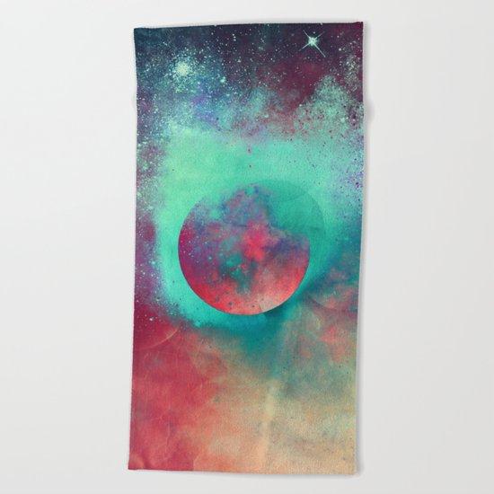 α Aurigae Beach Towel