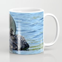 Sleepy time baby loon Coffee Mug