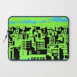cityscape 07A (C64 remix) (2011) Laptop Sleeve