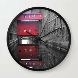 Evolution Of Lowell Wall Clock