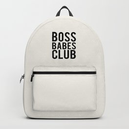 BOSS BABES CLUB Backpack