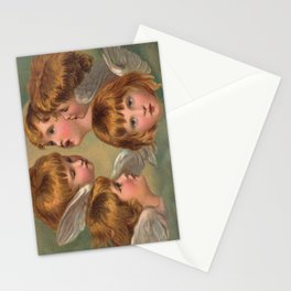 Little Angels - Kleine Engelchen Stationery Cards