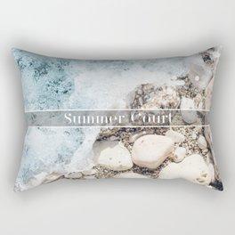 Summer Court Rectangular Pillow